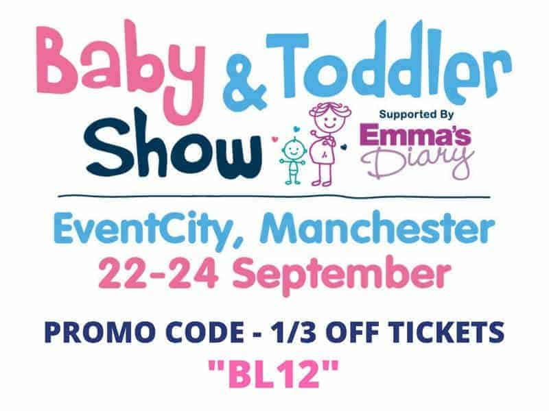 The Baby & Toddler Show Promo Code