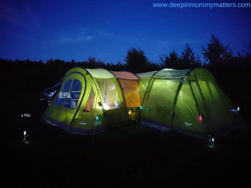 Conkers Camping and Caravanning Club Site