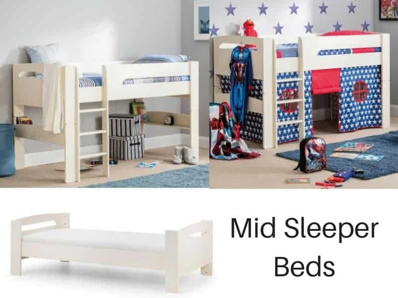 Mid Sleeper Beds