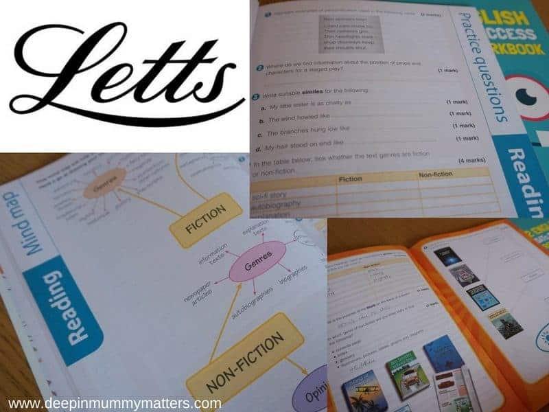 Letts SATs Success