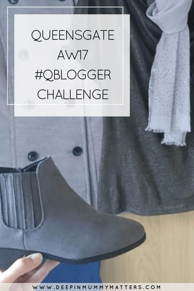 QUEENSGATE AW17 #QBLOGGER CHALLENGE