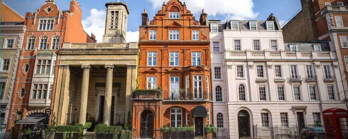 London accomodation