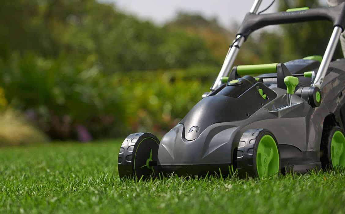 Gtech Lawnmower