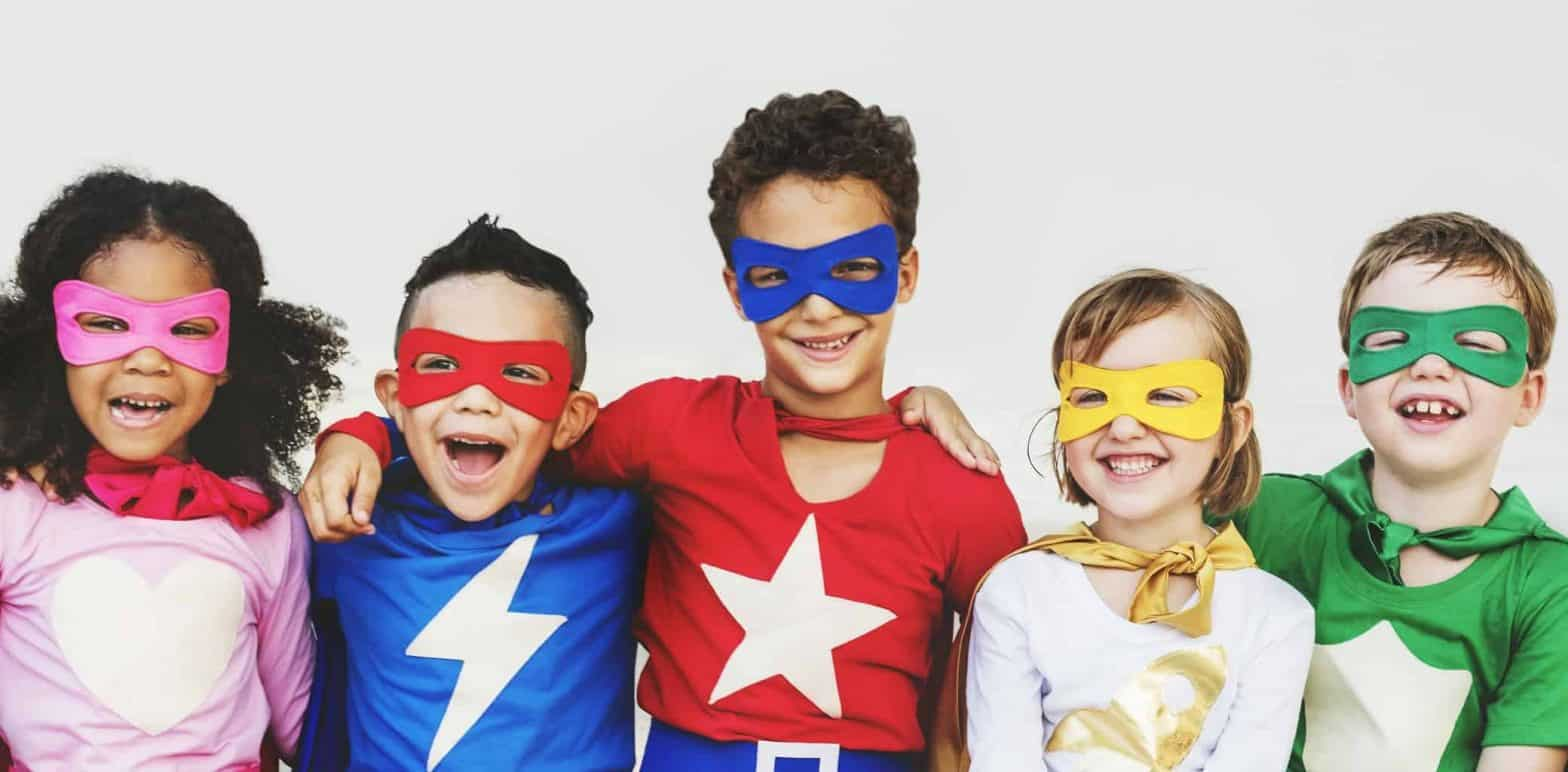 Calling all superheroes and villains! Queensgate's Superhero City comes to Peterborough