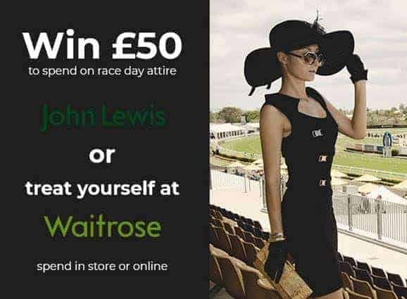 Win £50 John Lewis Voucher to spend online or in store