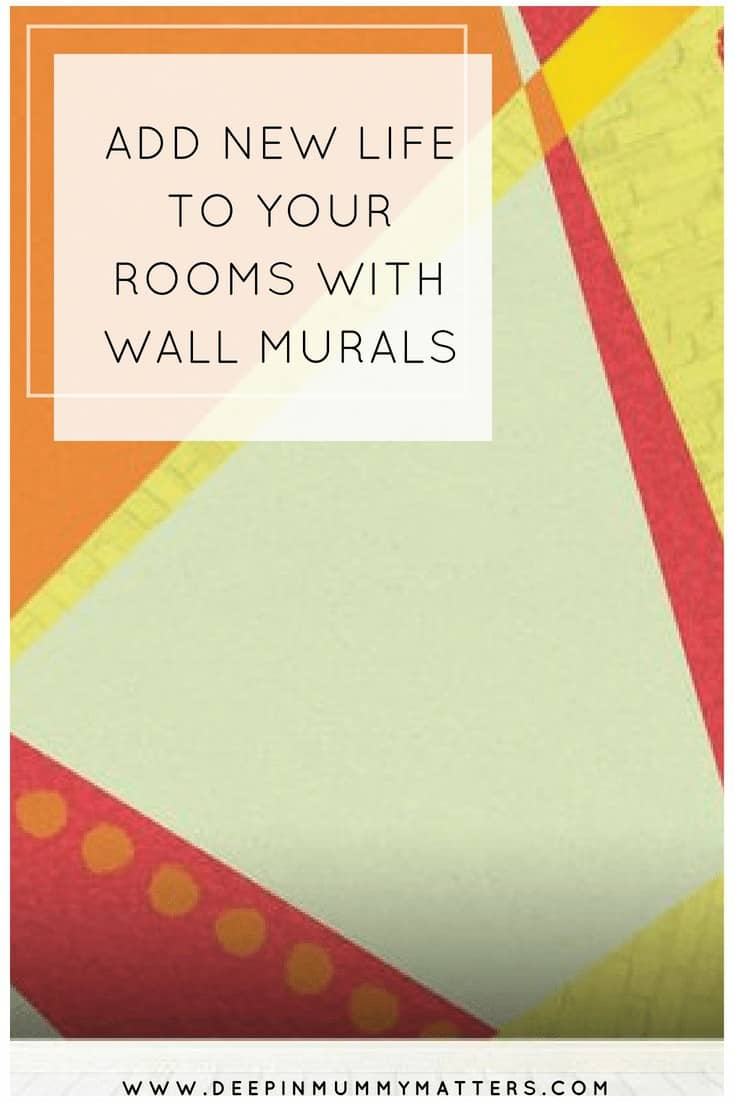 ADD NEW LIFE TO YOUR ROOMS WITH WALL MURALS