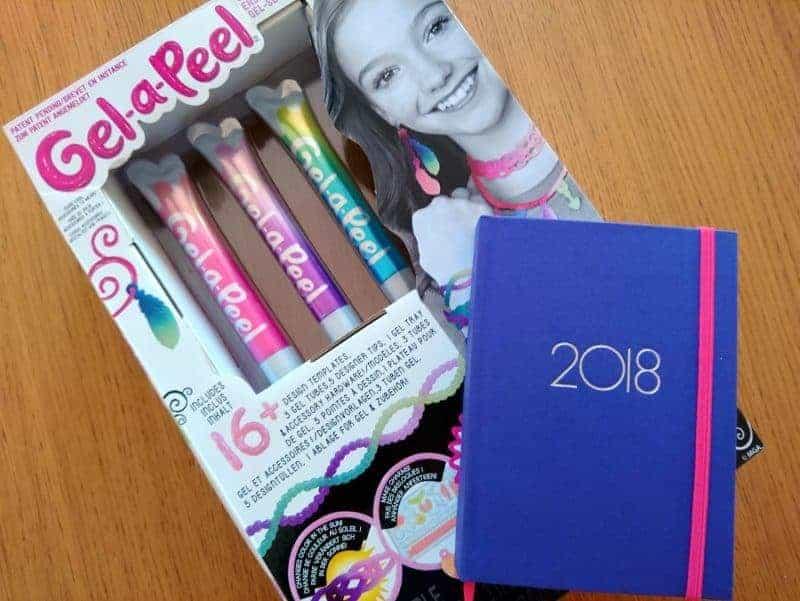 Gel A Peel Design A Diary