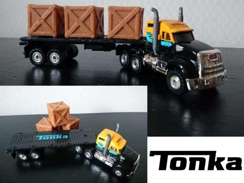 Tonka Construction Toys For Boys : Old tonka construction toys