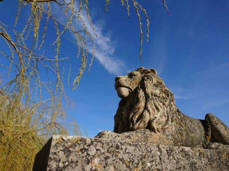 The Lion Bridge