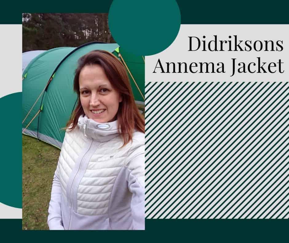 Didriksons Annema Jacket