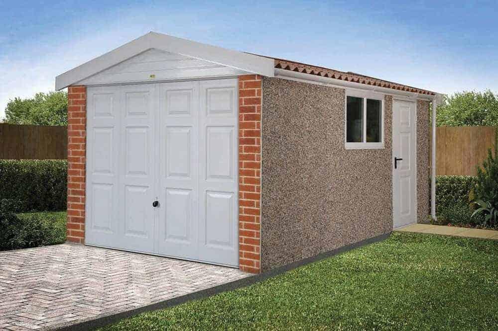 Sectional Garage