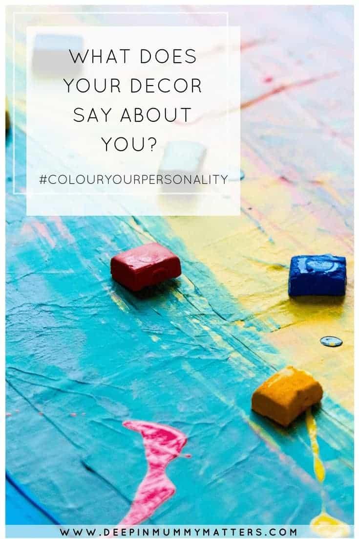 #ColourYourPersonality