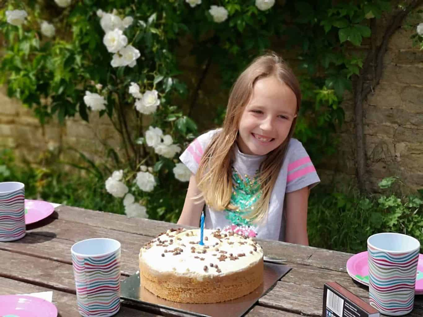 Lillie 10th Birthday