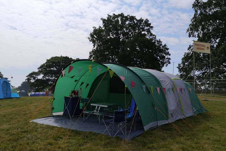 Coleman Valdes 6XL Tent