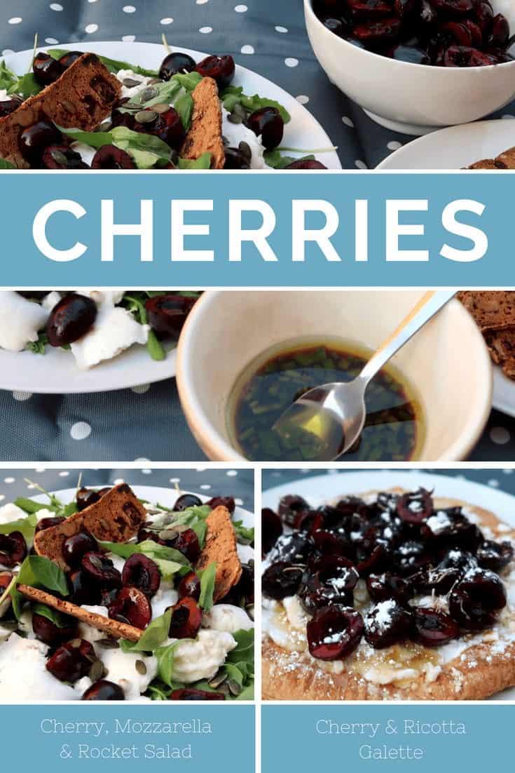 M&S Cherry Recipes