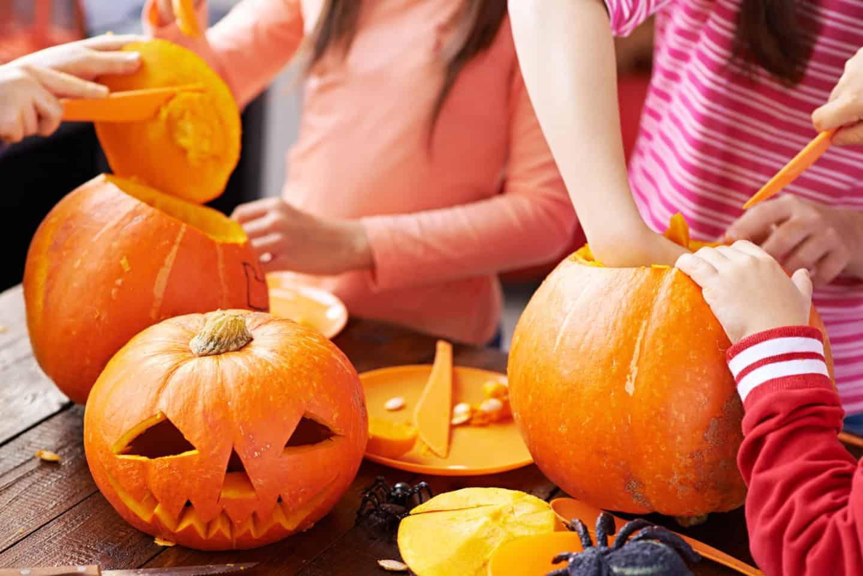 'Fang-cy pumpkin' spooky to do this October half term?