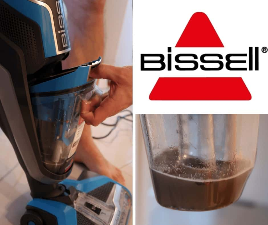 BISSELL CrossWave™ All in one multi-surface cleaning system