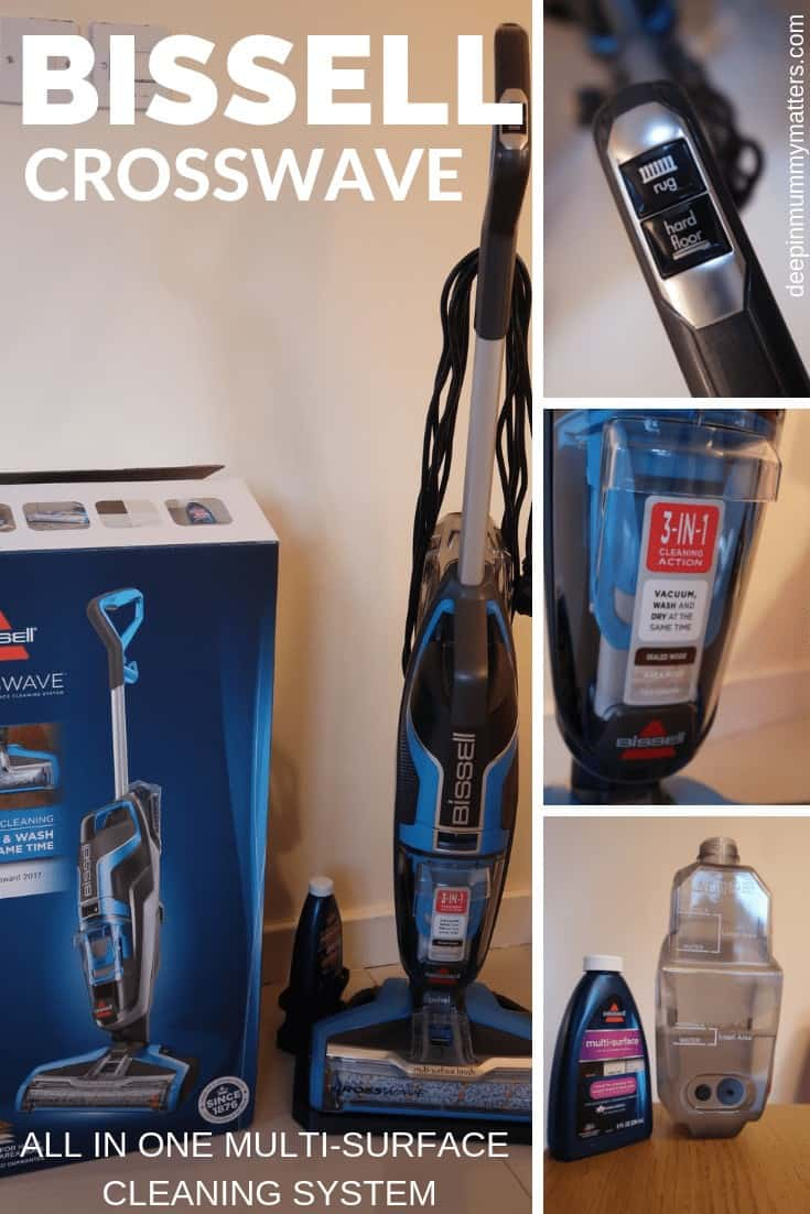 BISSELL Crosswave All-in-One Multisurface Cleaning System
