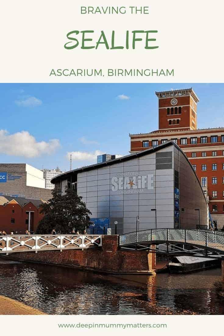 Sealife Birmingham