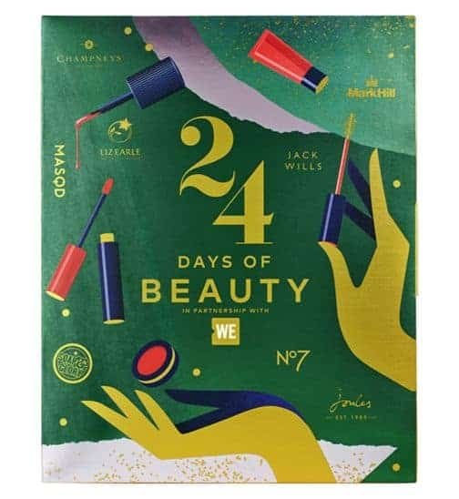 24 Days of Beauty