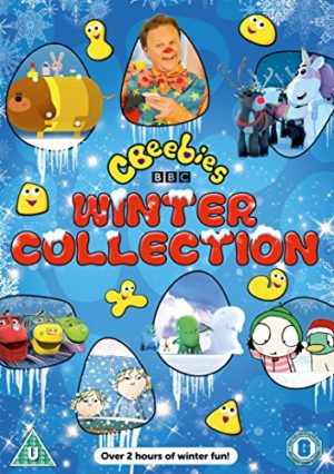 CBeebies Winter Collection DVD