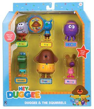 Hey Duggee Figurines