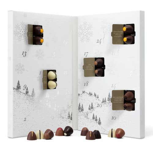Hotel Chocolat Advent Calendar for Two