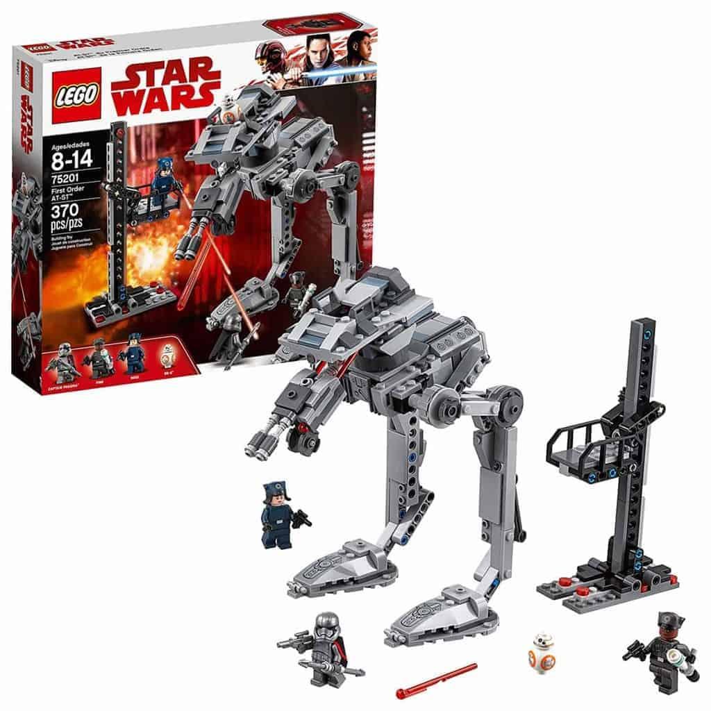 Star Wars Lego At-St Building Set