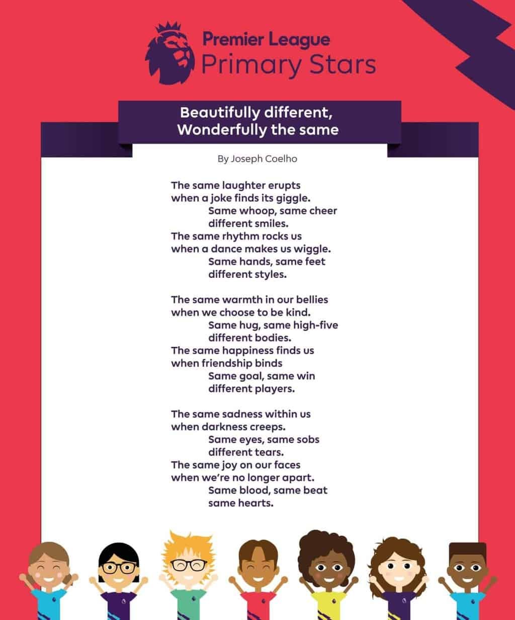 Premier League Writing Stars