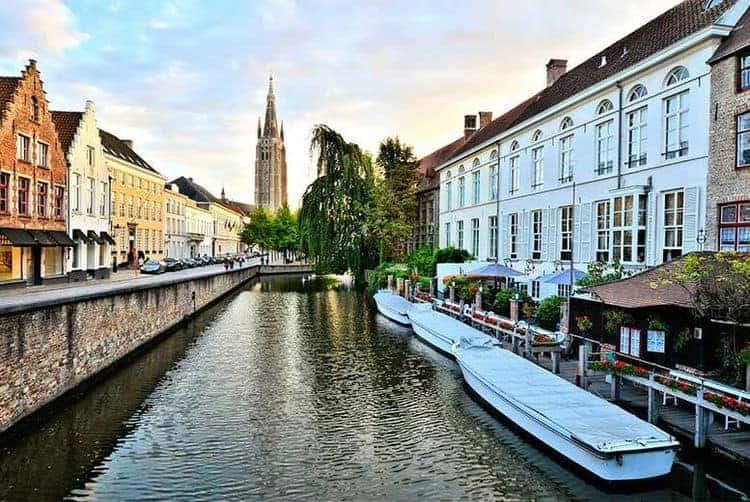 Bruges Valentines Coach Trip £49