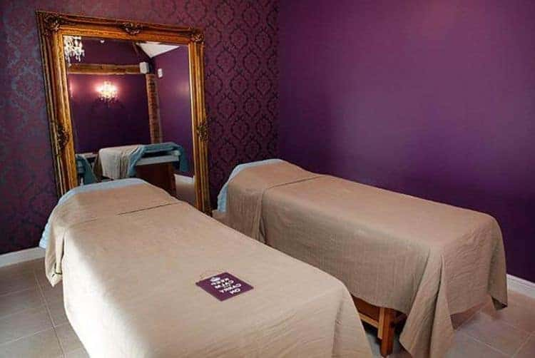 Valentine's Spa Experience for 2 £79