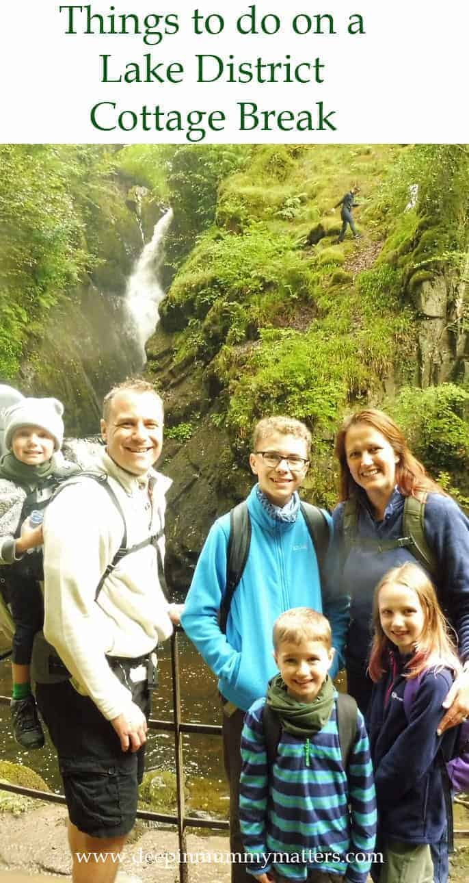 Things to do on a Lake District Cottage Holiday