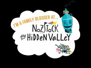 Nozstock Family Blogger badge