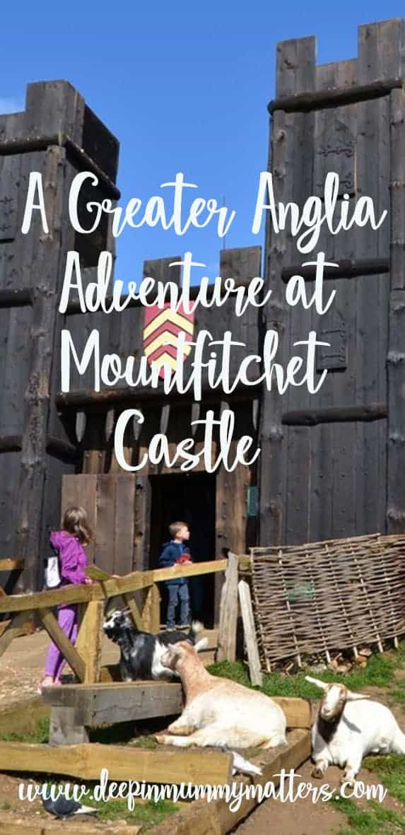 Mountfitchet Castle