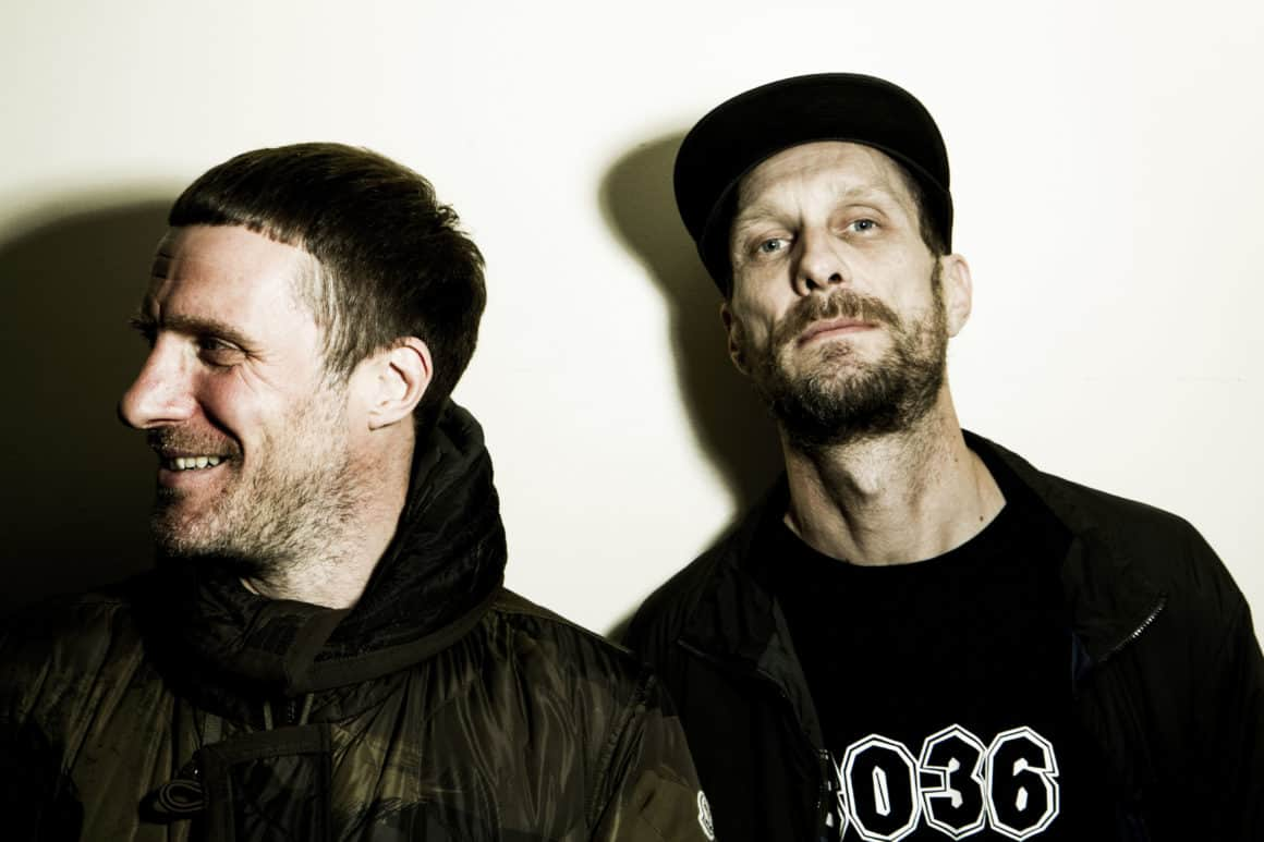 Sleaford Mods electronic punk duo