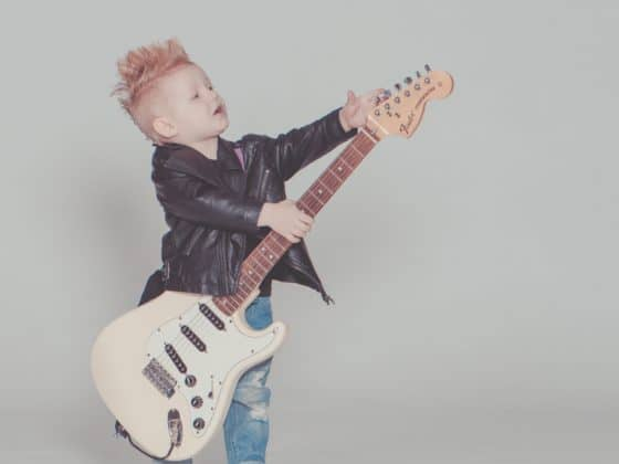 Finding the right musical instrument for your child