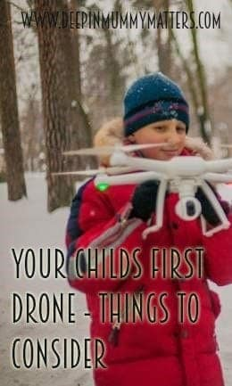 Your Child's First Drone: Things to Consider 1
