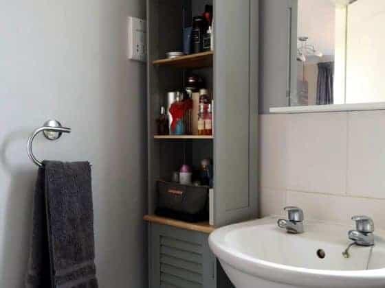 VonHaus Bathroom Tallboy