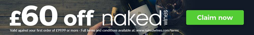 Naked Wines discount