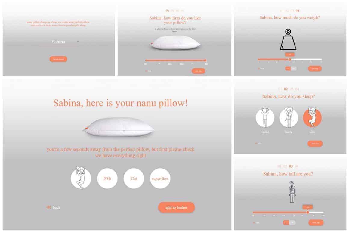 Nanu Sleep Pillow