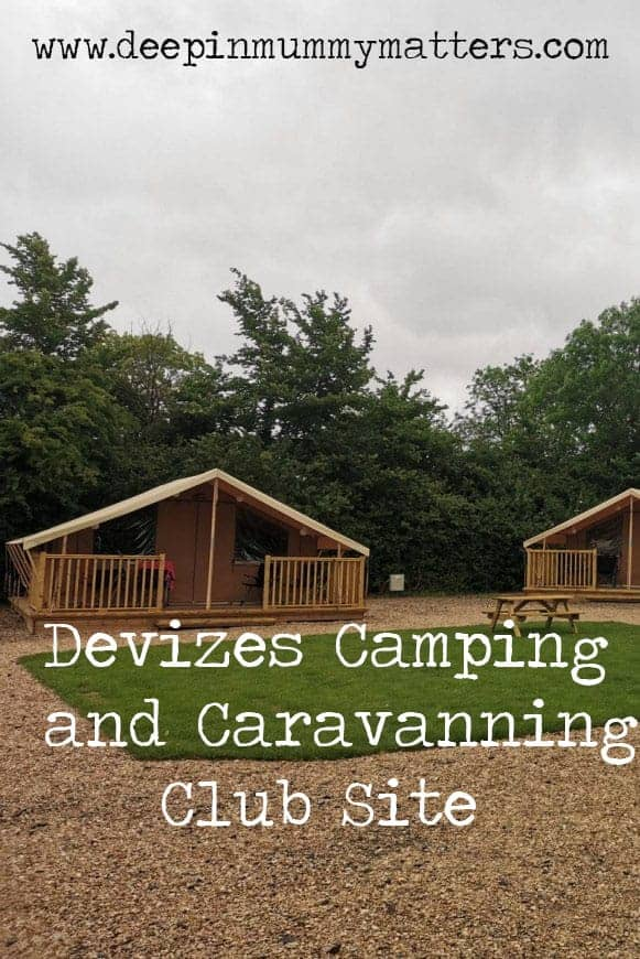 Devizes Camping and Caravanning Club Site 1