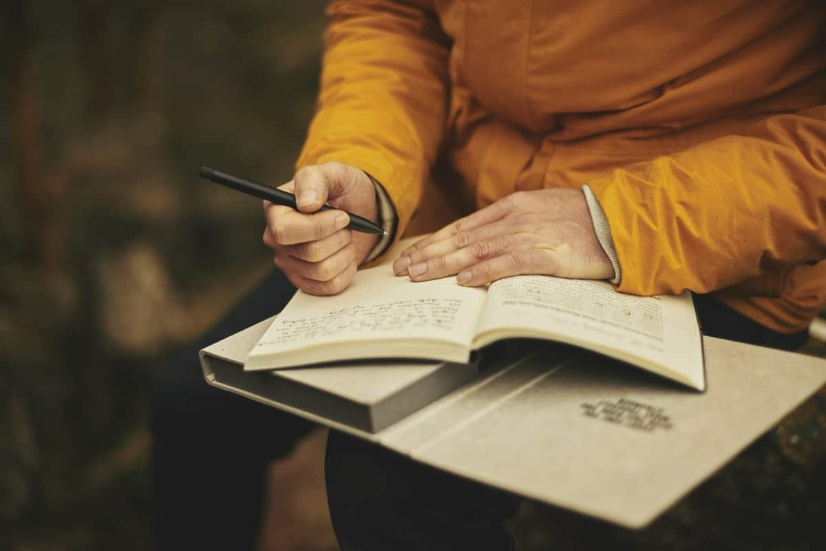 5 Reasons to keep a diary