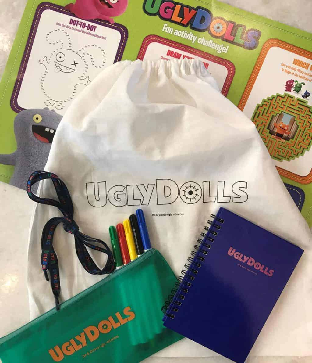 Ugly Dolls Giveaway