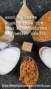 Want to leave sugar? Know the best alternatives for better health