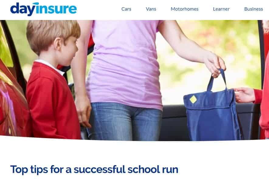 Tips for School Run Success
