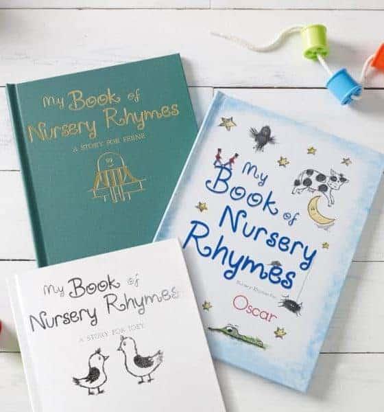 Nursery Rhymes Book