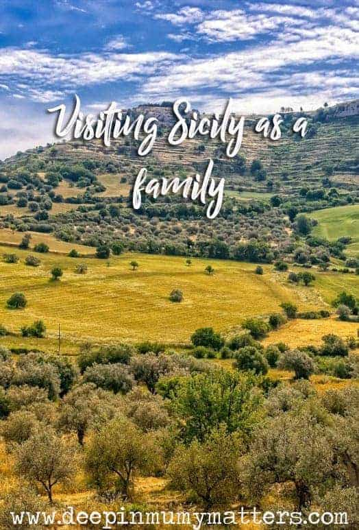 visiting Sicily as a family