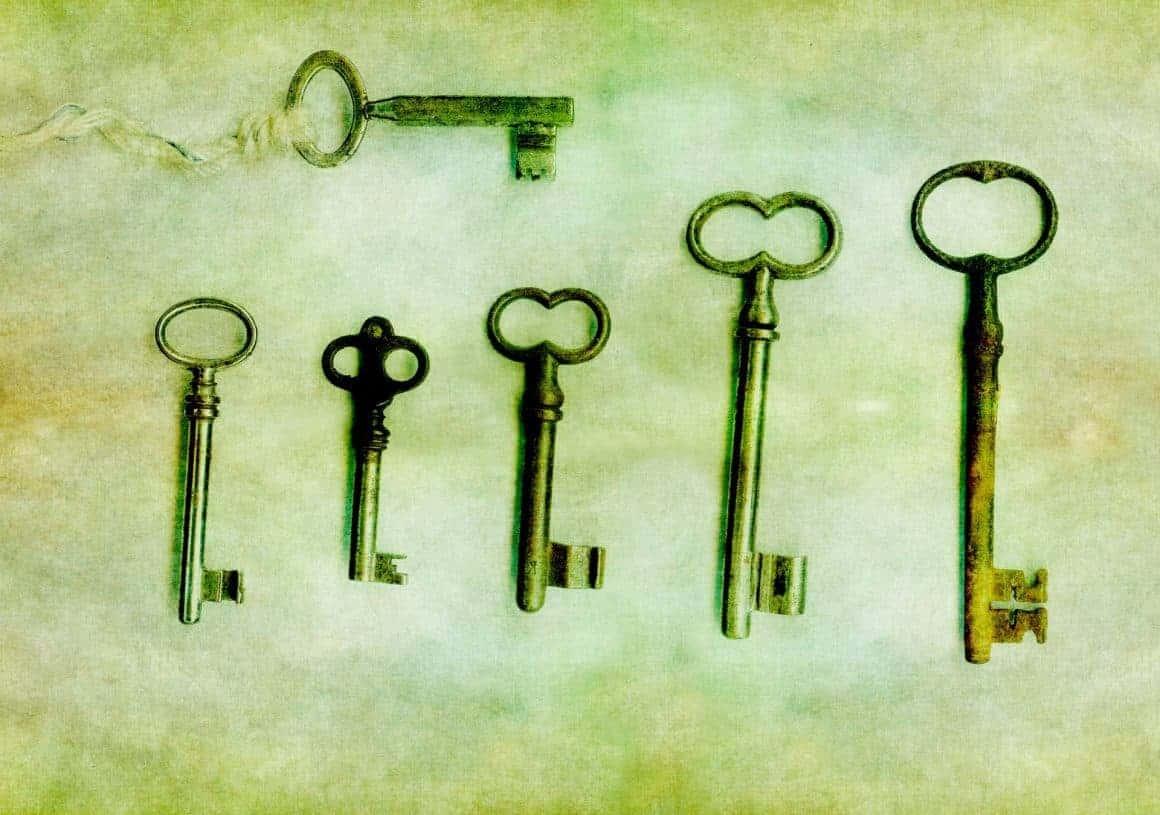 Harry Potter keys