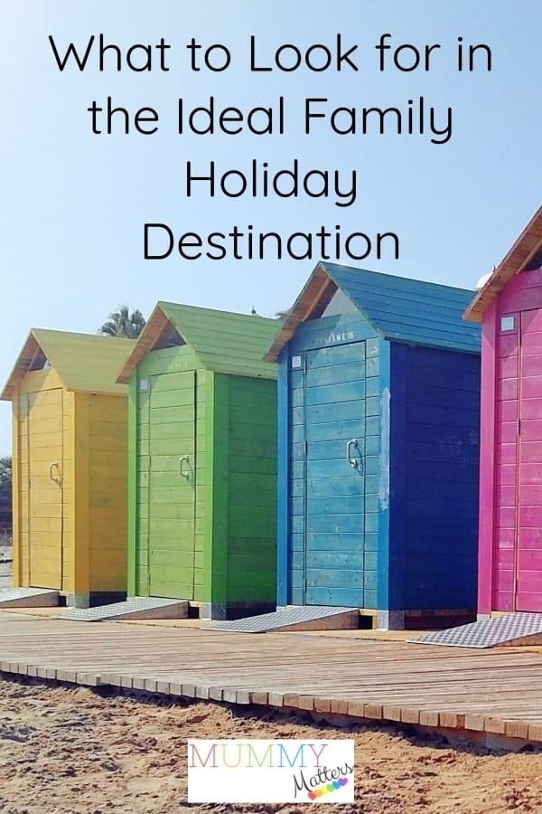 Family Holiday Destination
