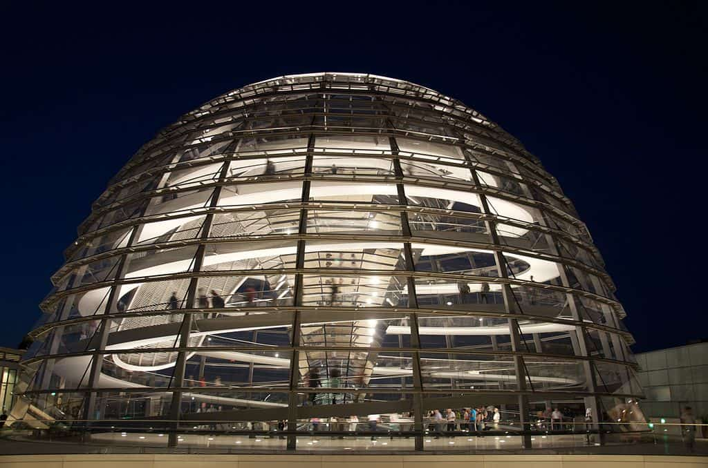 Reichstag's Dome